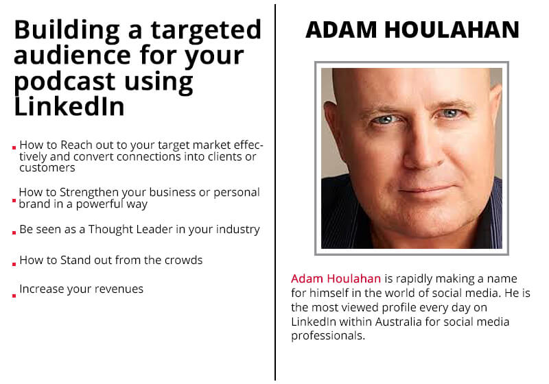 Adam Houlahan_ad We Are Podcast
