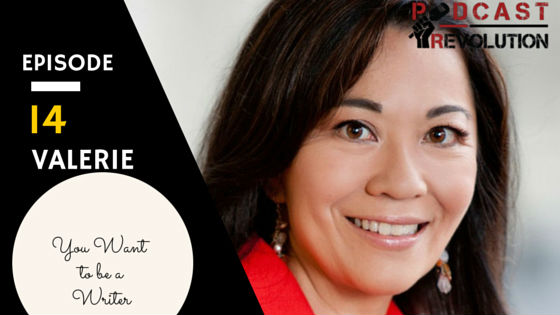14. So you want to write blogs, shoot videos, and record podcasts with Valerie Khoo