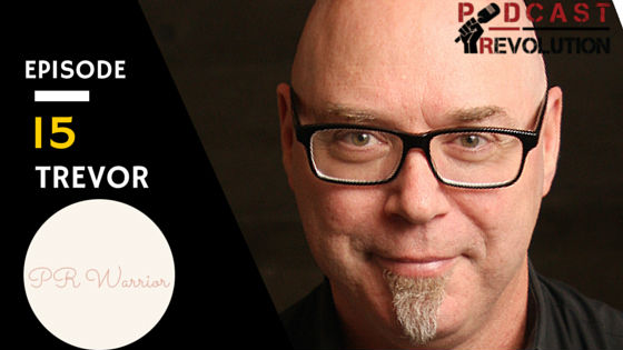 15. Podcasting, Speaking, and having your personal brand with Trevor Young