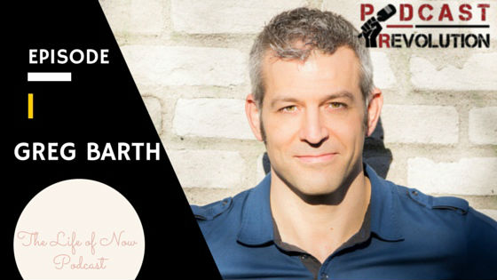 1. Unleashed opportunities, creating more than a product, & the intimacy of podcasting with Greg Barth