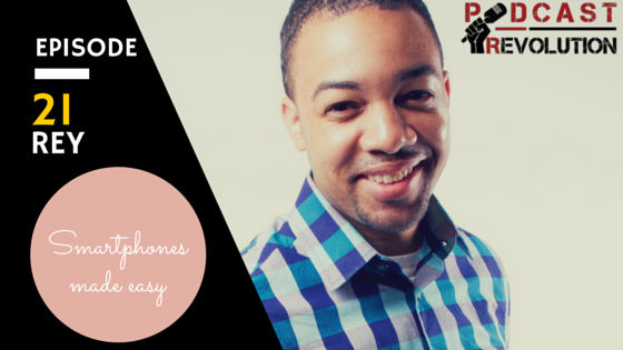 21. Darn Technology, making things easy with technology and how to use podcasting with Rey Brown