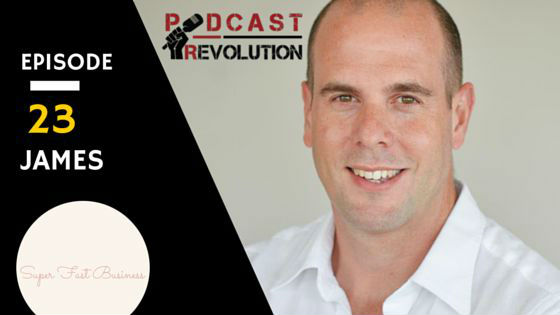 23. Frameworks, smart marketing and intelligent content creation with James Schramko