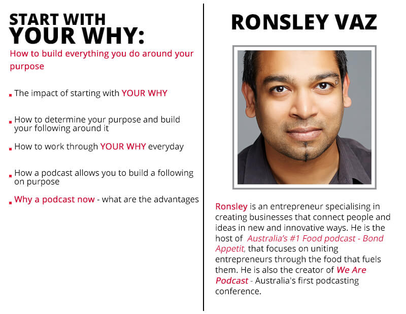 ronsley vaz_ad We Are Podcast