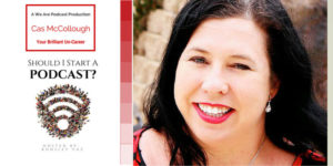 7: Podcast for the greater good with Caroline McCollough