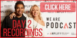 We Are Podcast 2016 Virtual Ticket