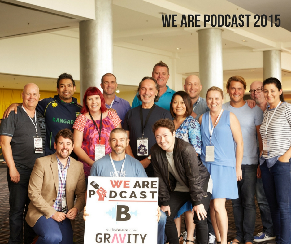 We Are Podcast 2015