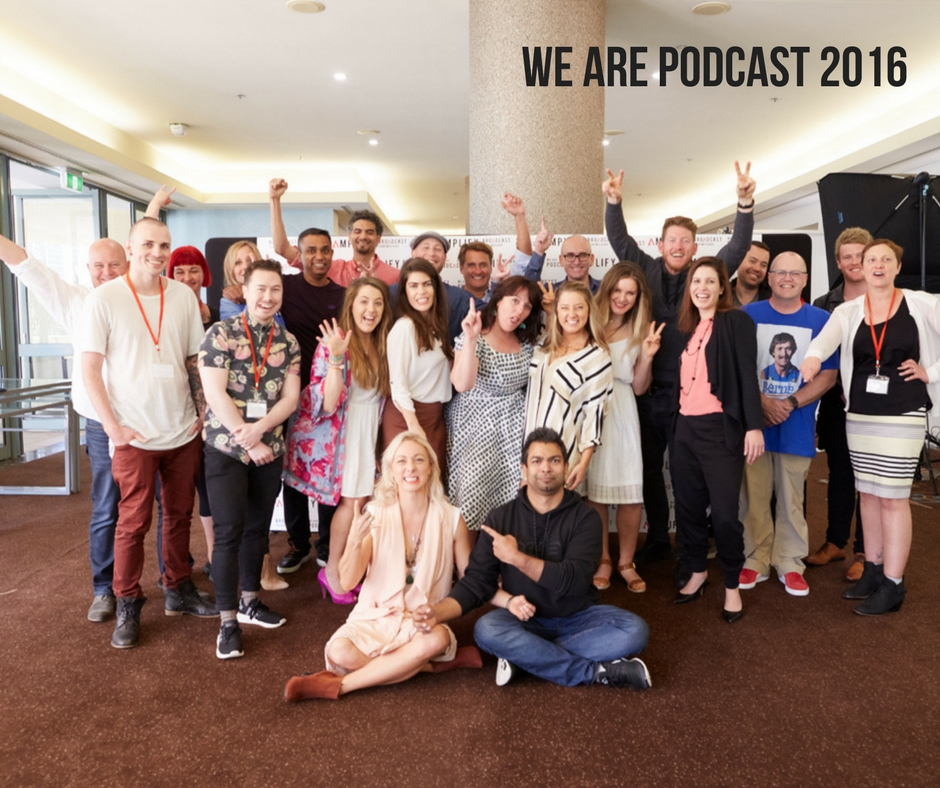 We Are Podcast 2016