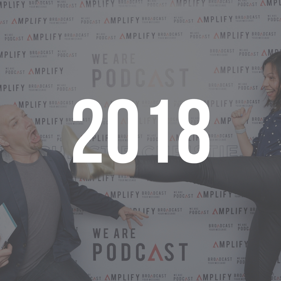 We Are Podcast 2018