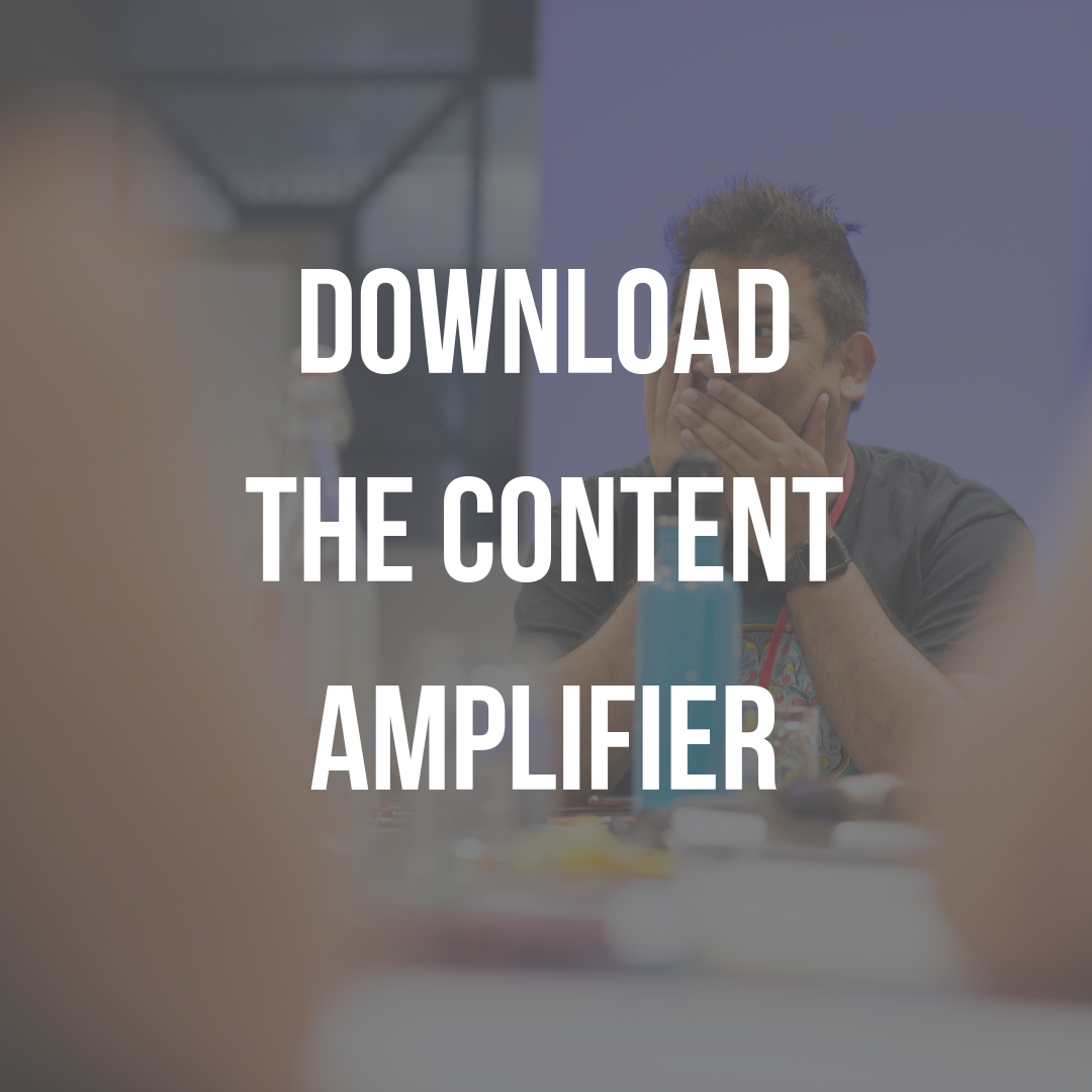 The Content Amplifier