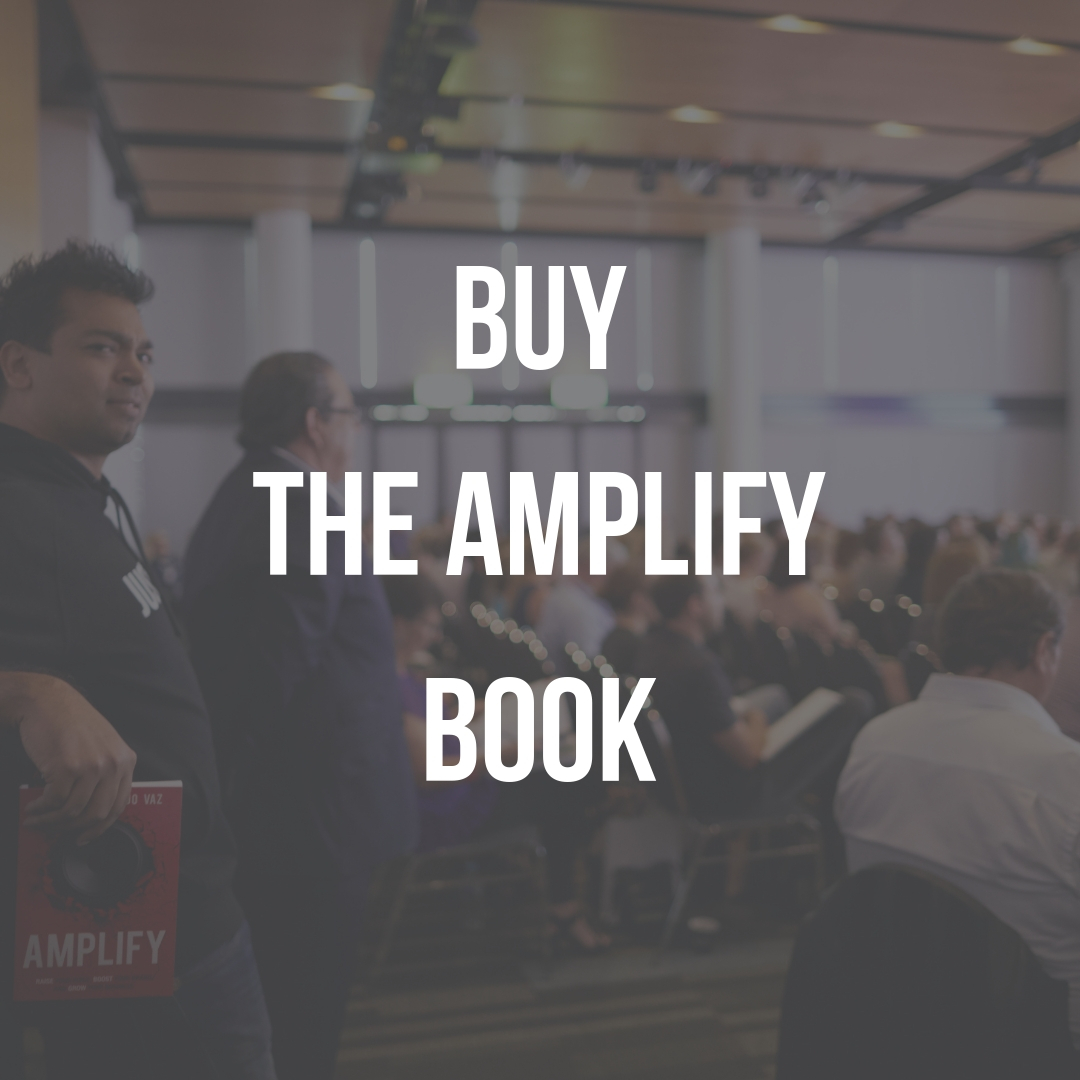 AMPLIFY - Raise your voice, boost your brand & grow your business